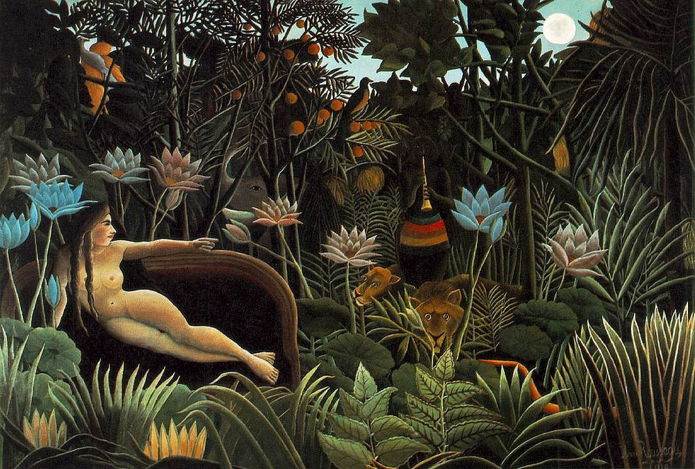 The Dream--Rousseau