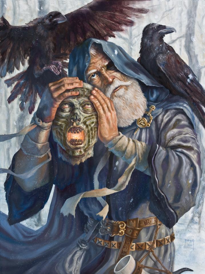 Odin's Secrets by  Sam Flegel