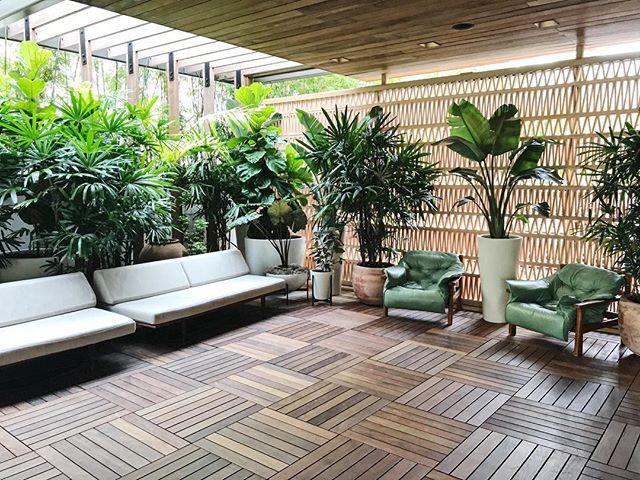 the most perfect retreat 🌿@laylowwaikiki • • • • • • • • #fromcitytosuburbia #dallasblogger #dallasmomblogger #dallasdesignblogger #hawaiistagram #hawaiiwithkids #oahu #laylow #laylowwaikiki #cntraveler #tlpicks #shotoniphone #traveldames #midcenturymodern #tropicaldesign