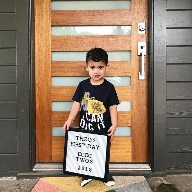 serving up some face for his first day of twos! (HOW DID THIS HAPPEN?!) #theoruhi #fromcitytosuburbia