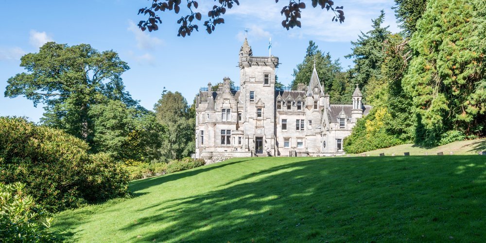 Image supplied by Kinnettles Castle