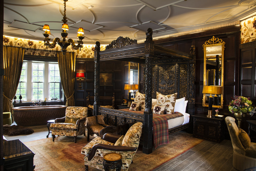 Luxury Scottish Castle