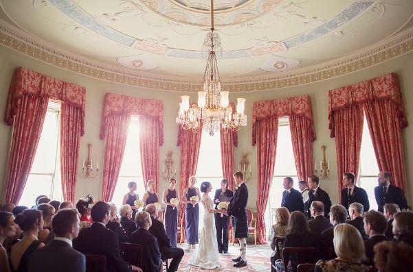 Culzean Castle Weddings