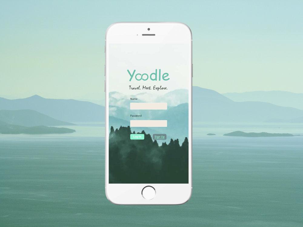 App Design/ Prototype - Role: Founder/Designer