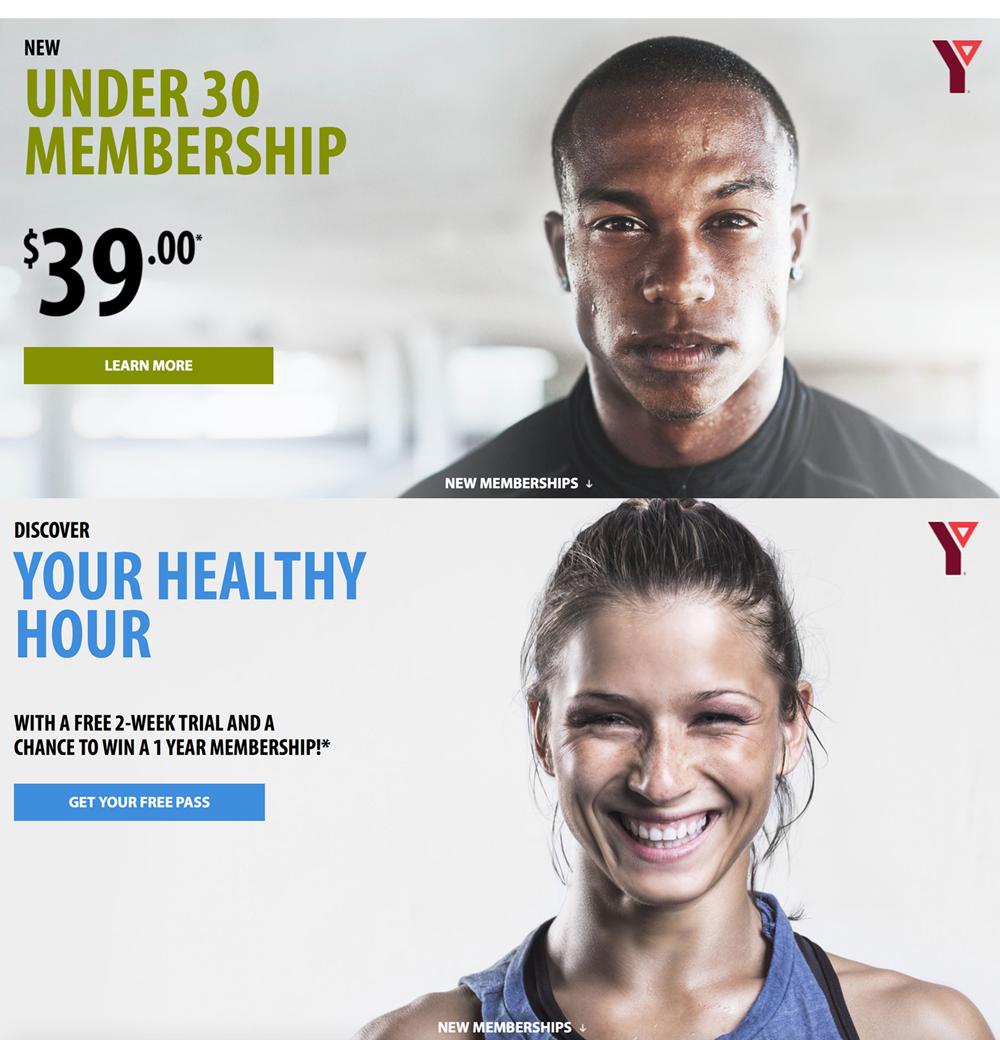 YMCA - Social Media Campaign