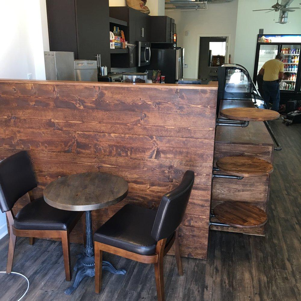 Urban Market & Coffee Shop Counters