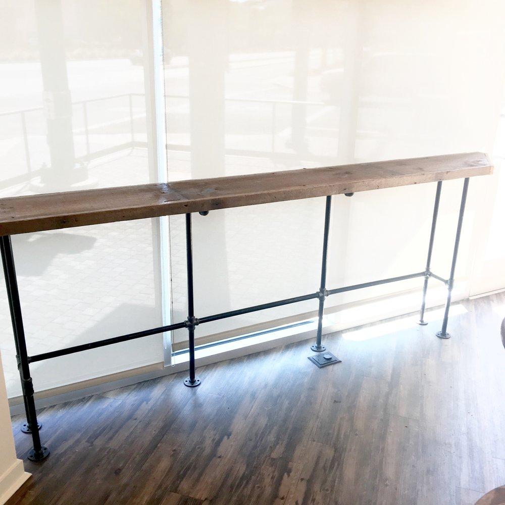 "Albert Bar Table 120"""
