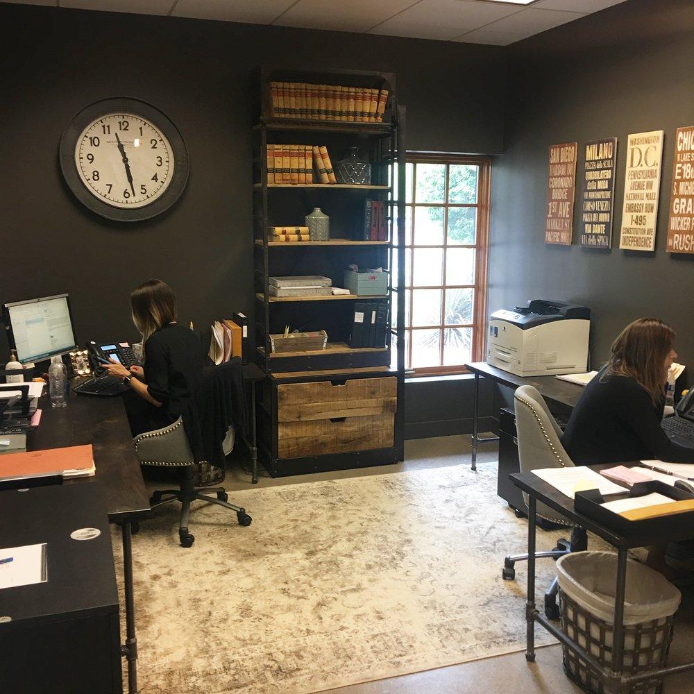 Wayne L-Shaped Corner Desks
