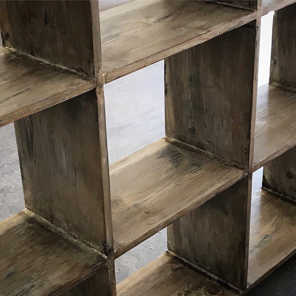 Wayne Storage Cubbie Wall