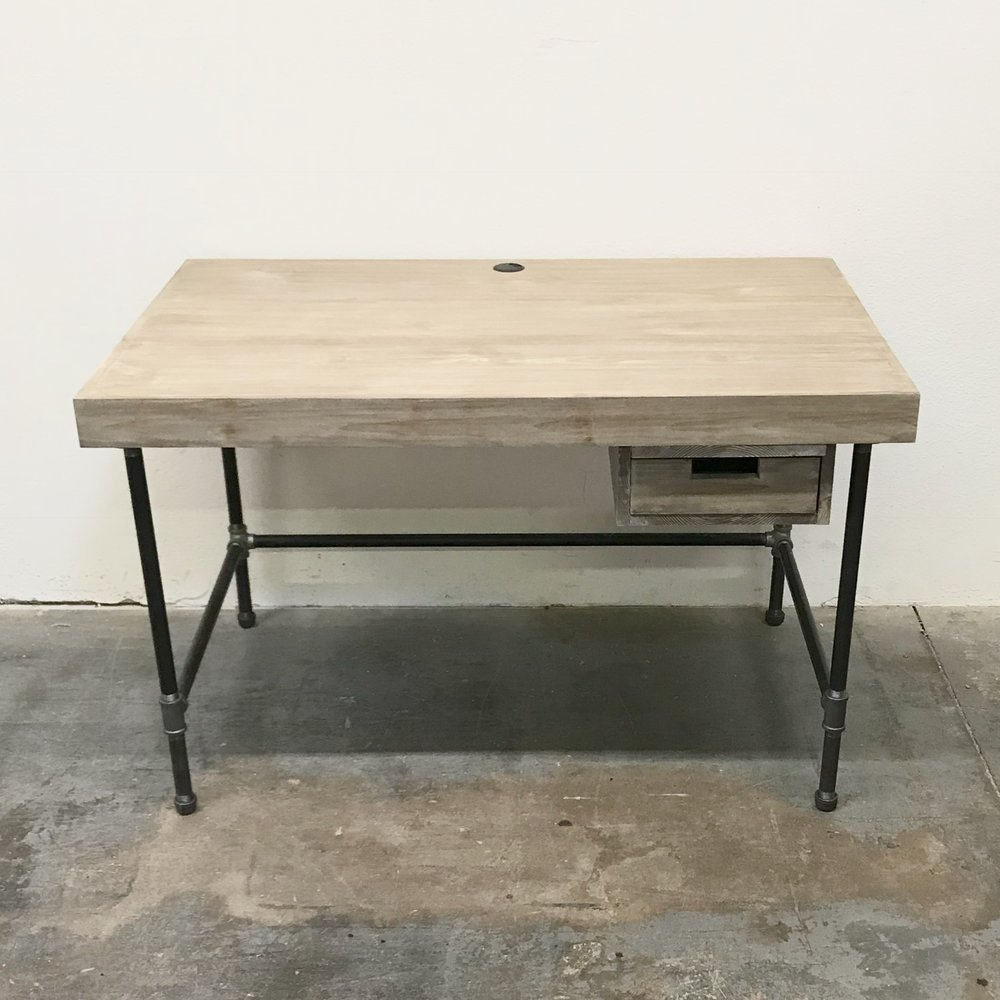 "Wayne Desk Large 48"" with Cubbie and Drawer"