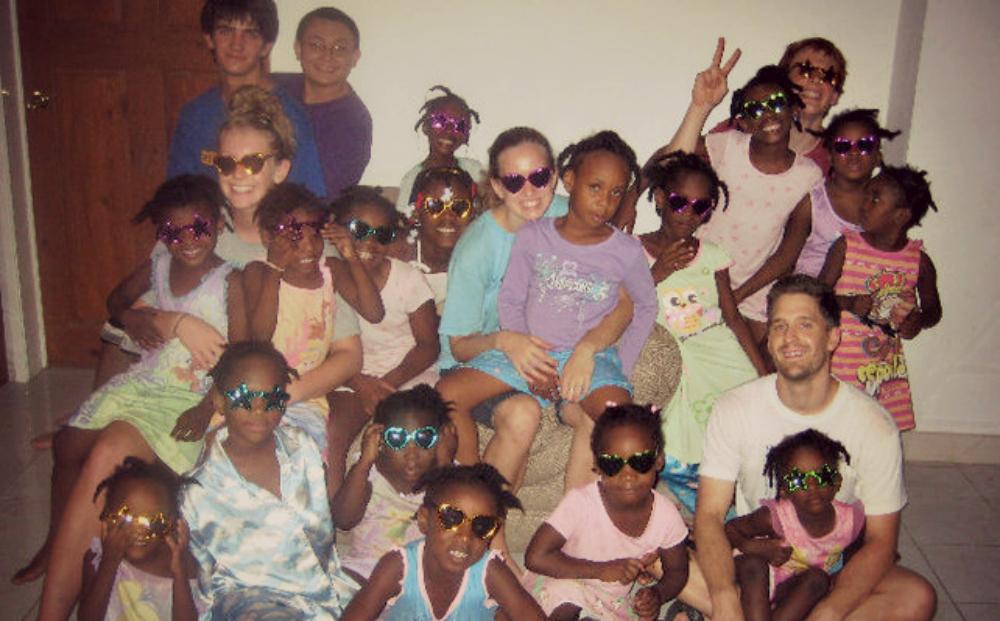 2010 Haiti Missions Team