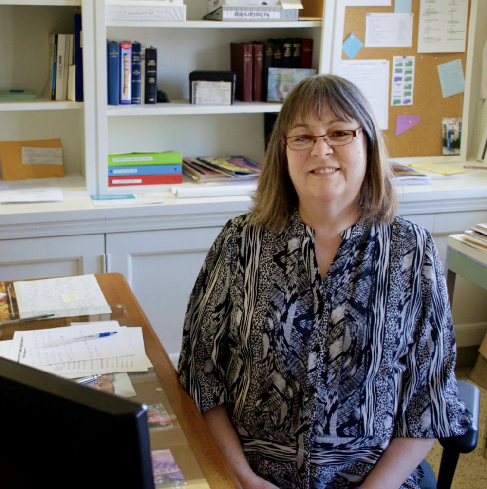 Debbie McClurg - Administrative Secretary