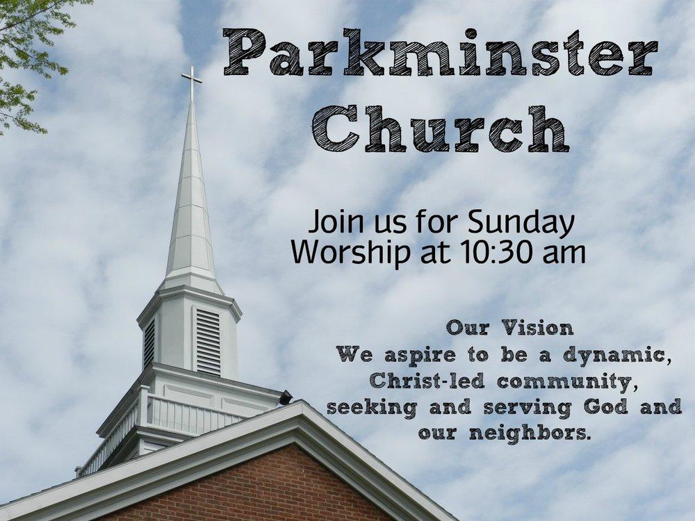 Parkminster Worship.jpg