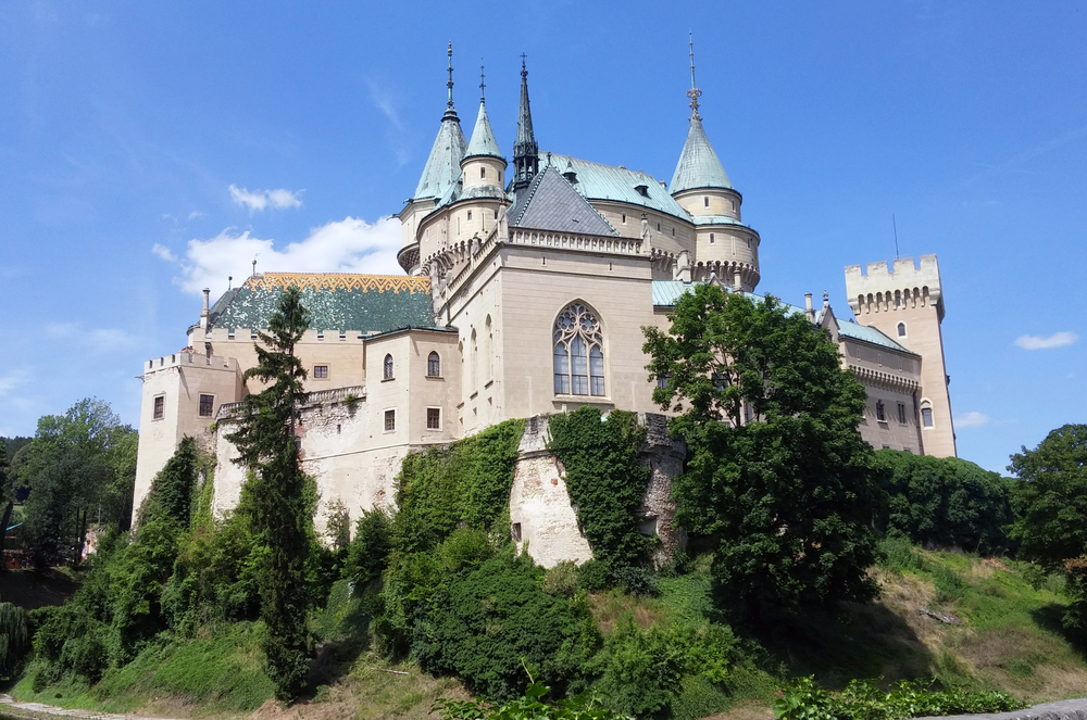 Not KIA but Bojnice Castle in Slovakia