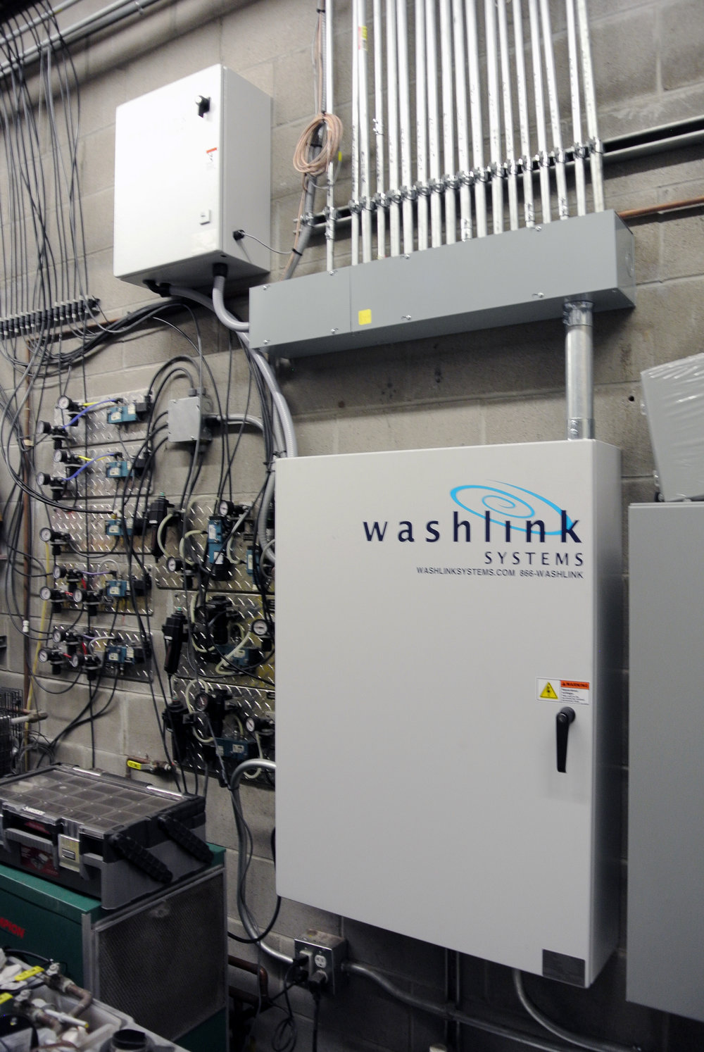 New Washlink Controller