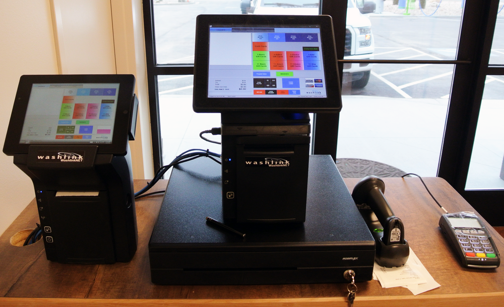 Washlink Systems POS