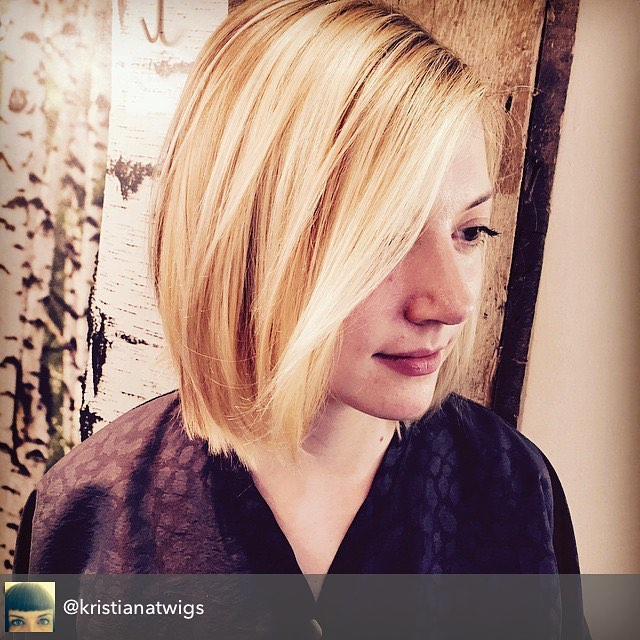 Repost from @kristianatwigs using @RepostRegramApp - #blonde #hilites #kristianatwigs #twigssalon #eastvillagesalon  #hairpainting #springhair