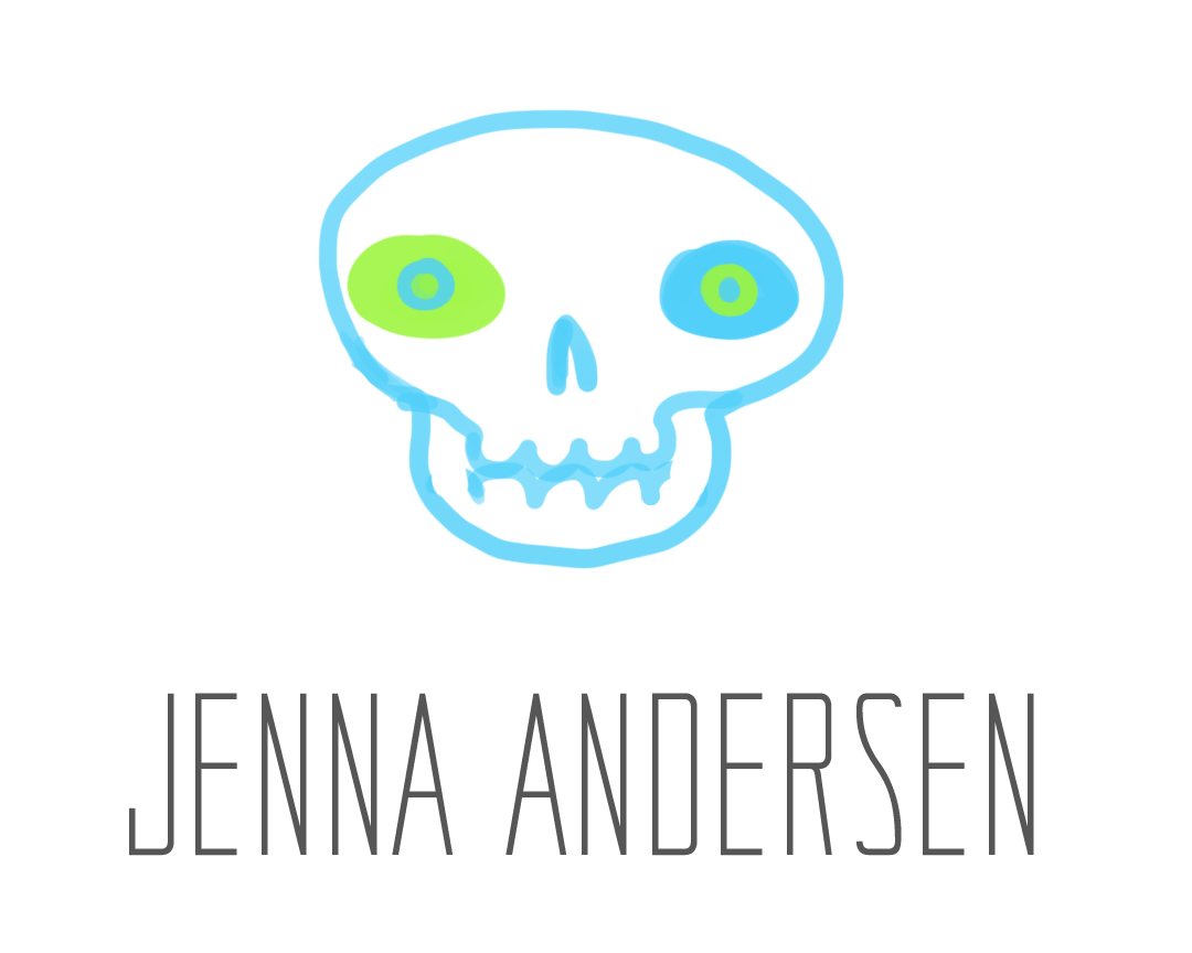Jenna Andersen Art and Illustration
