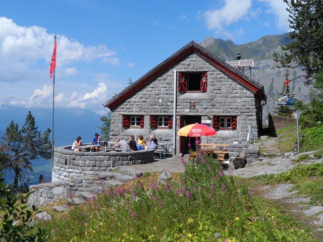SAC-Hütte Doldenhorn