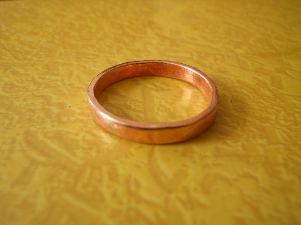 Copper ring $35