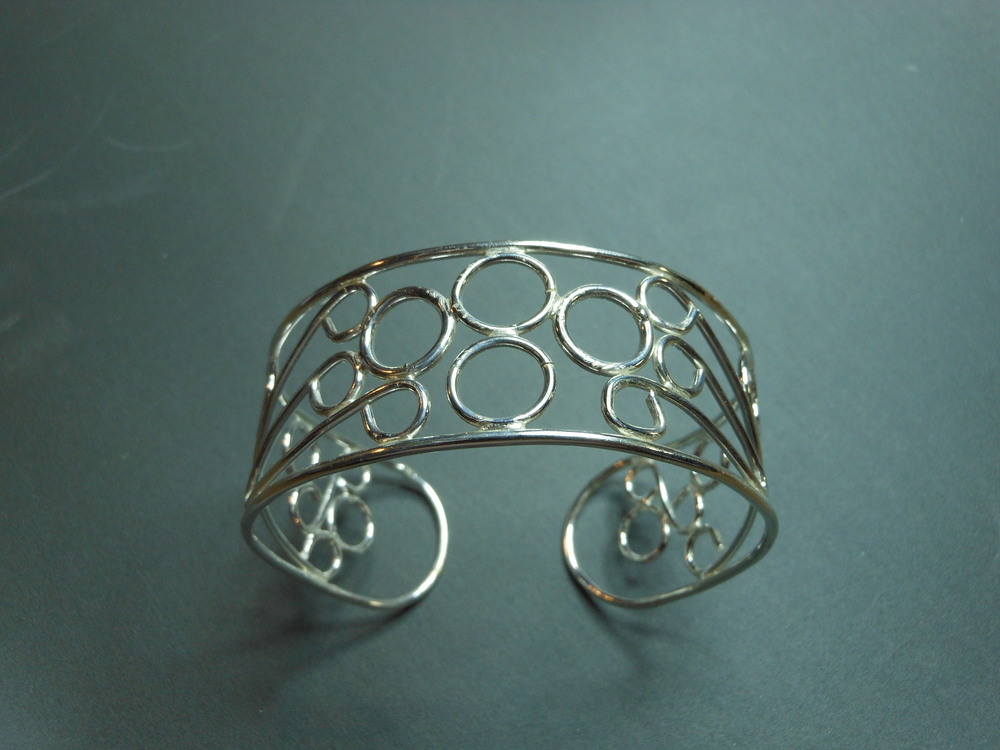Sterling Silver adjustable Bracelet $150