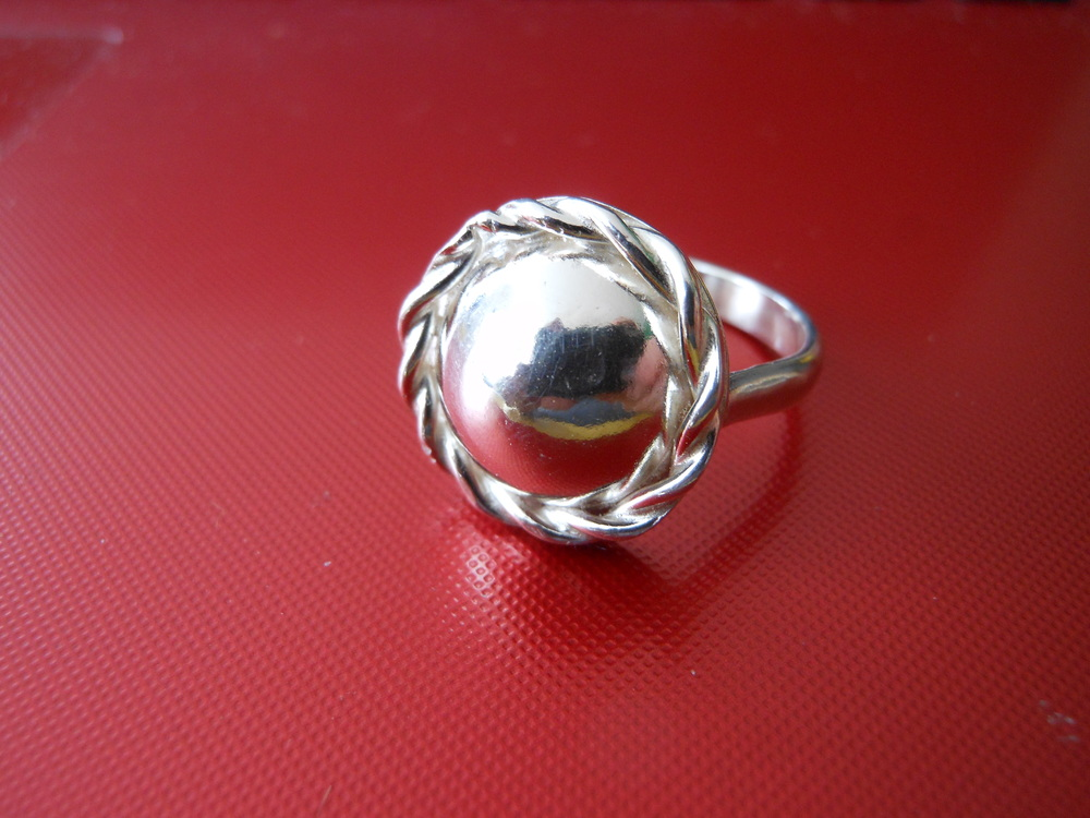 Dome ring $100.00