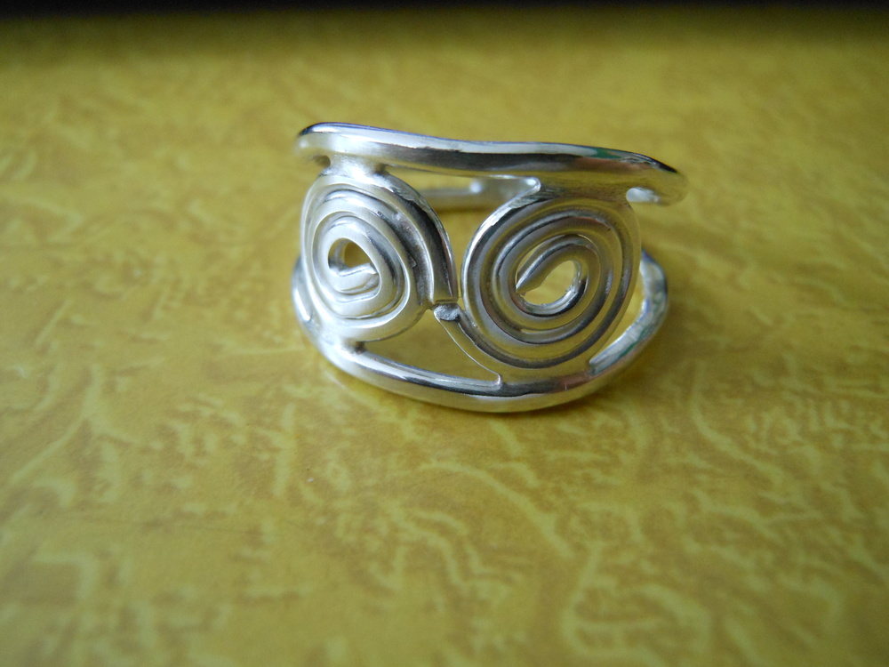 Infinity Ring Sterling Silver $50