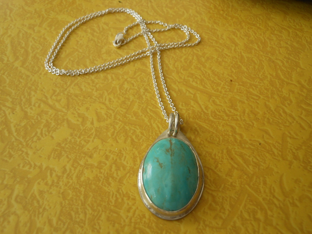pendant livingston turquoise beauty paul product sterling sleeping silver by