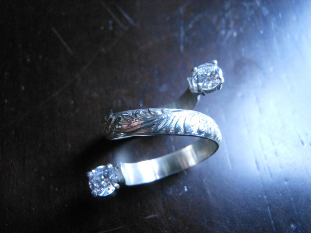 Chandelier ring $ 99