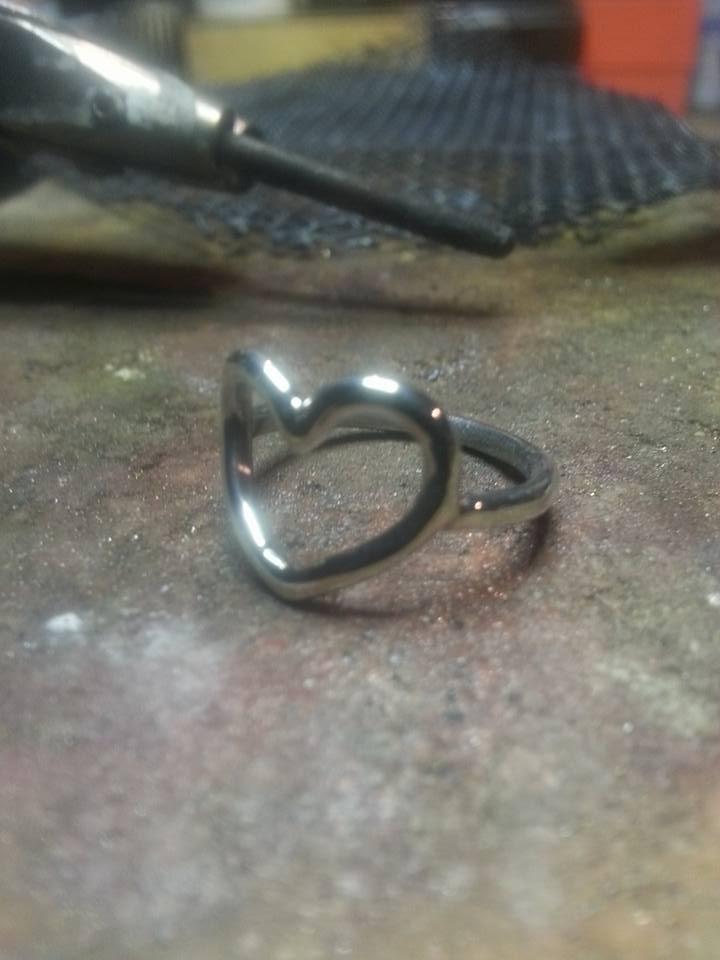 Thump Ring $50