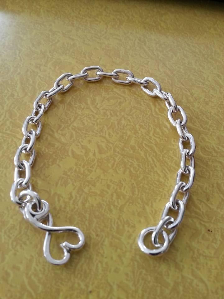 Ponderous Chain Bracelet $499.00