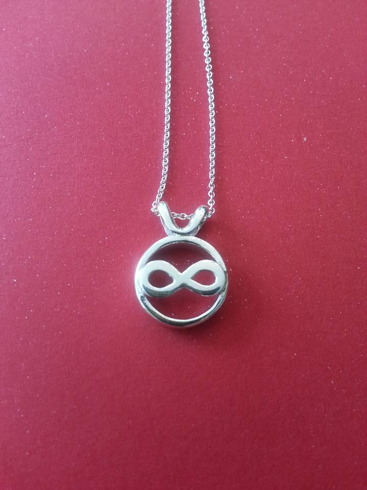 Infinity Pendant $200