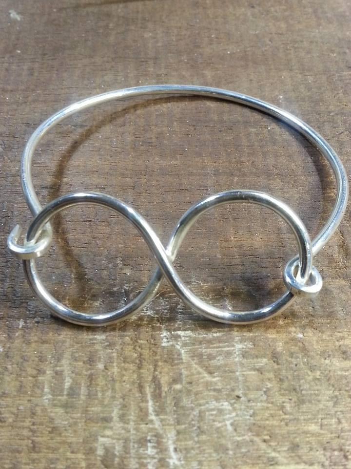 Infinity Bracelet $75