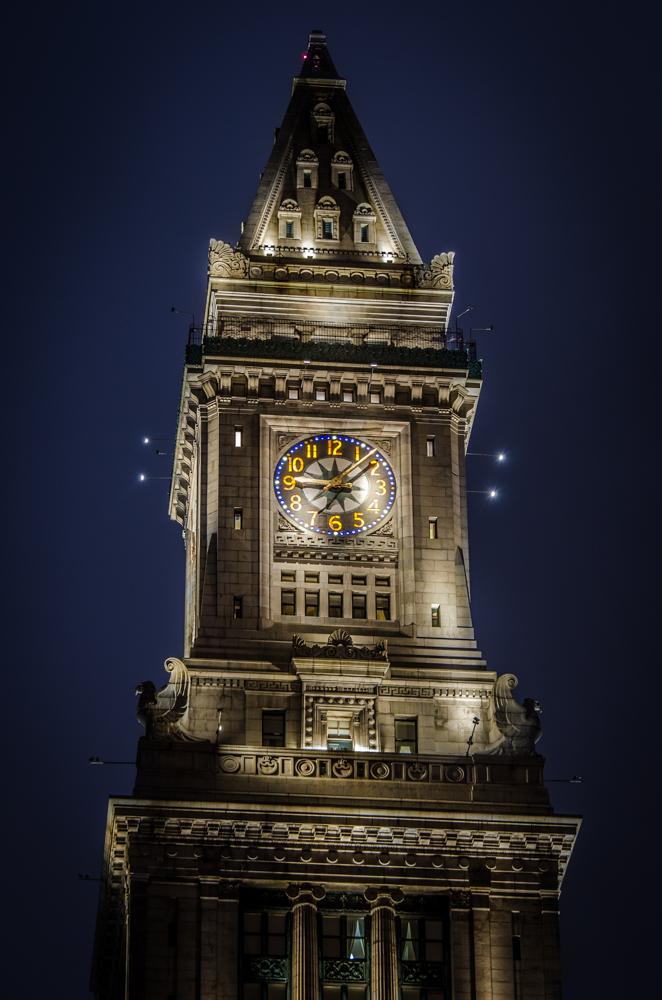House Tower Boston