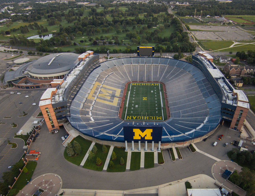 The Big House Ann Arbor