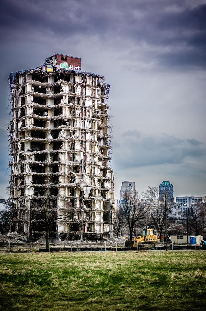 Brewster-Douglass project housing Detroit