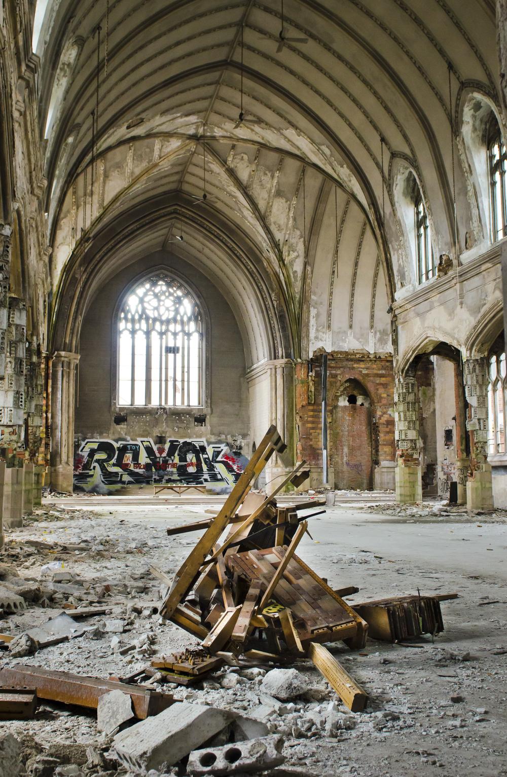 St. Agnes Church Detroit