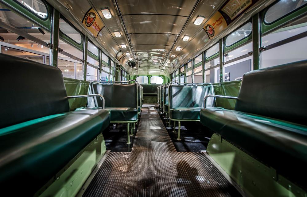Rosa Park's Bus