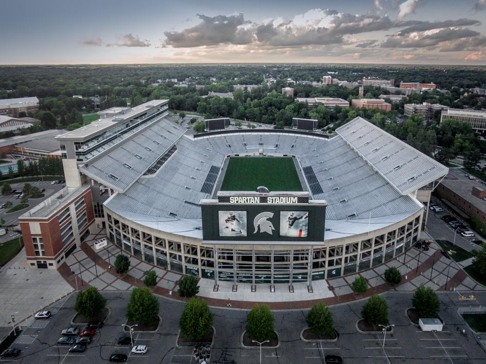 Spartan Stadium East Lansing
