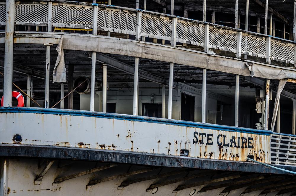 Boblo Boat Ste Claire