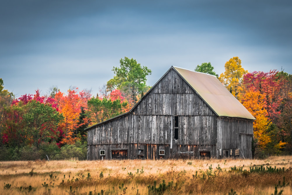 Old Barn in the UP