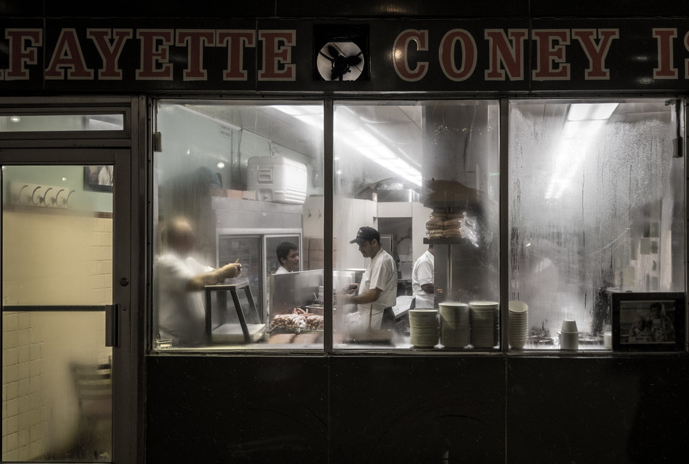 Lafayette Coney Island
