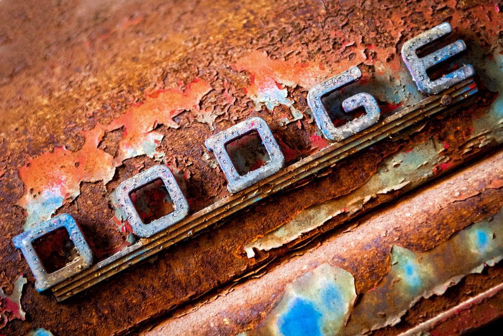Dodge badge
