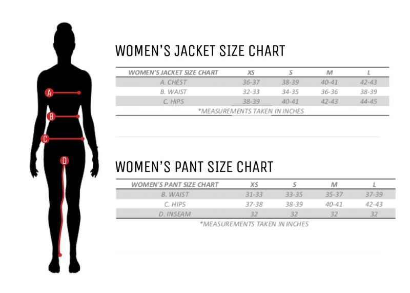 """HOW TO MEASURE CHEST Place the measuring tape around the largest part of your chest—often this is around your nipples. The tape should be flat, but not too tight. WAIST For lettered sizes: Use the waist and hip measurements as a guide to pick the right size for you. For numbered sizes: Our pants fit like your favourite chinos. If you're a 32 in the pants you have at home, you'll likely be a 32 in our pants. Bodies come in all shapes and sizes. Normally we select bottom sizes based off our waist size. Guys with a hockey bum might want to size up to accommodate your hip measurement. HIP Measuring your hip is simple, all you need is a tape measure and a full length mirror (or a friend). Wrap the tape measure around the roundest part of your bum and overlap the tape at the front. Turn to the side in the mirror to ensure that the tape measure is making a straight line parallel to the floor. Now look down and check that number! INSEAM Friends are helpful for this one. Stand with your feet about shoulder-width apart in running shoes. Measure from the very top of your inner leg to the bottom of your inner ankle. Repeat this process on your left leg and average out to achieve your most accurate inseam length. You may want to err on the longer-side—short shorts are a yes, but short pants are a no.               FIT GUIDELINES FINDING THE RIGHT FIT If your waist measures 33"""", you're most likely going to need a size 34 pant. This is because we have designed our pants to sit two to three inches below your natural waist. Looking for a good rule of thumb when it comes to fit? Measure your waist and add an inch. If you think you're in between sizes, ask yourself how you want the pant to fit for the activity you'll be using them for. HEMMING In case you are not nearby and need to get your pants hemmed, start with a trusted tailor who can do the same type of double-stitching we've used—this will ensure the integrity of the gear stays intact."""