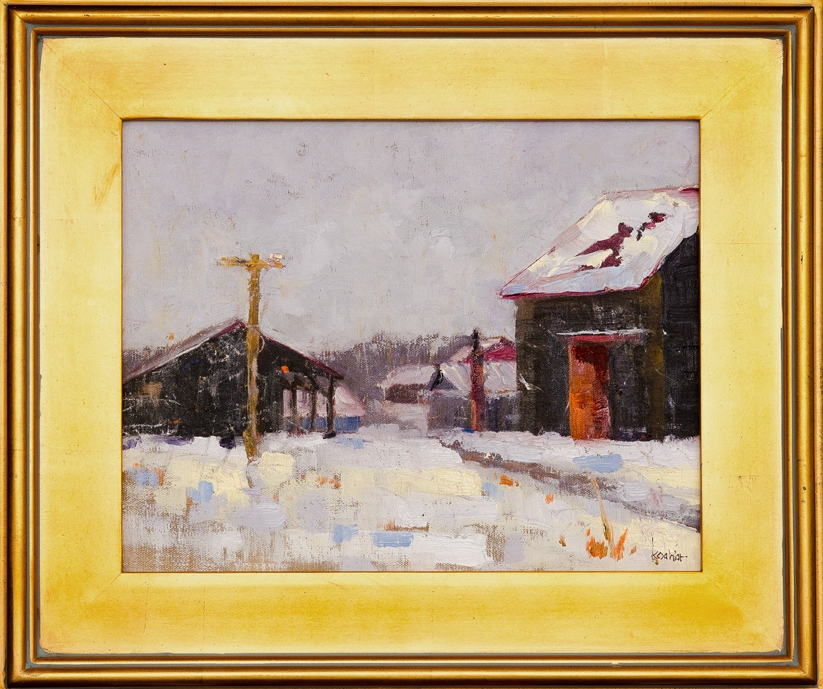 Winter at the farm 11X14 425.jpg