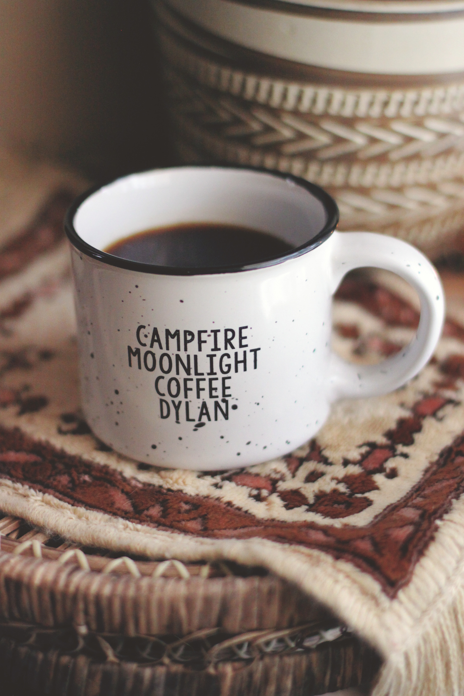 Camfire Dylan Mug by Skyline Fever - skylinefever.com