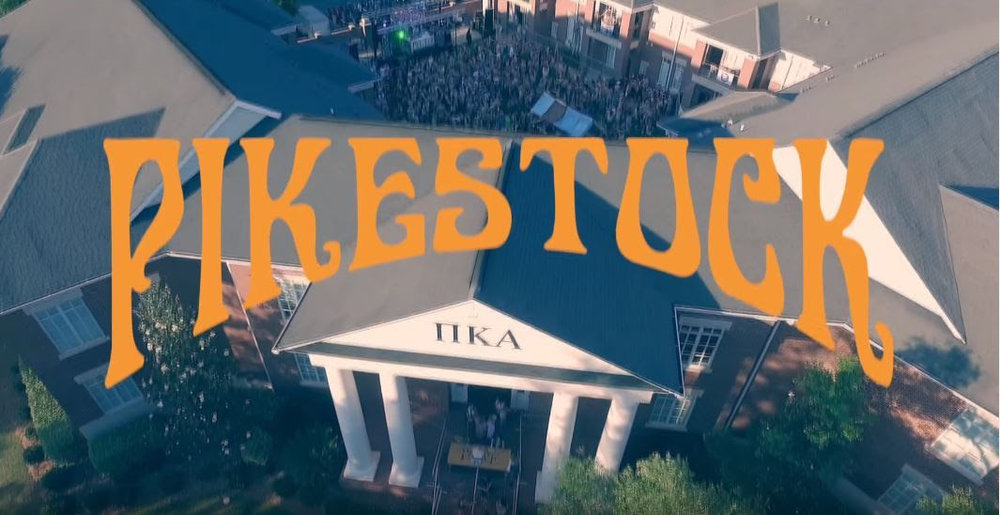 The video of the massive end-of-year party this spring: PikeStock