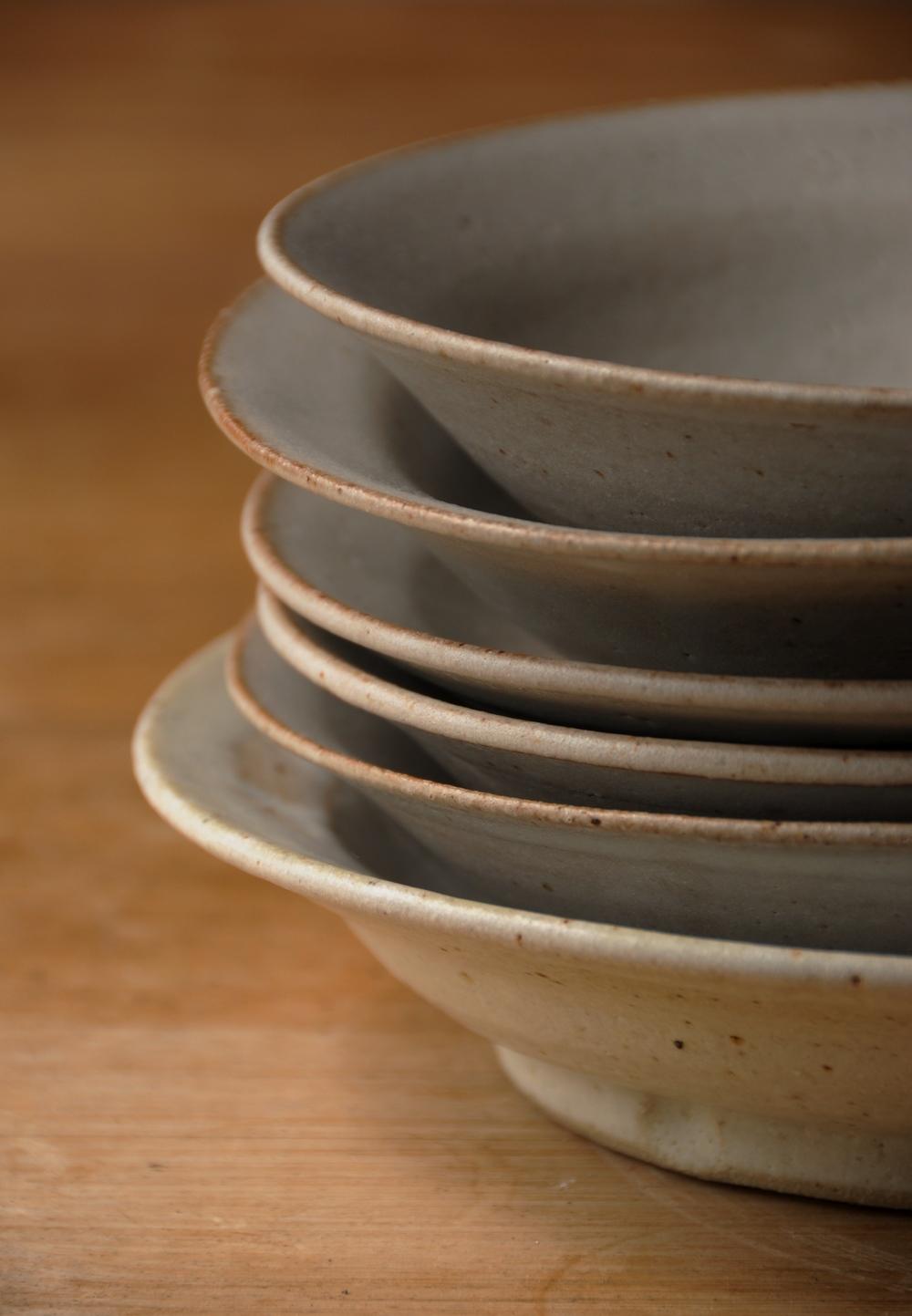 Stoneware Bowls