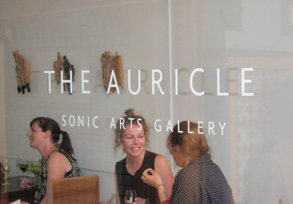 Auricle Curatorial Committee (2014 - 2016)