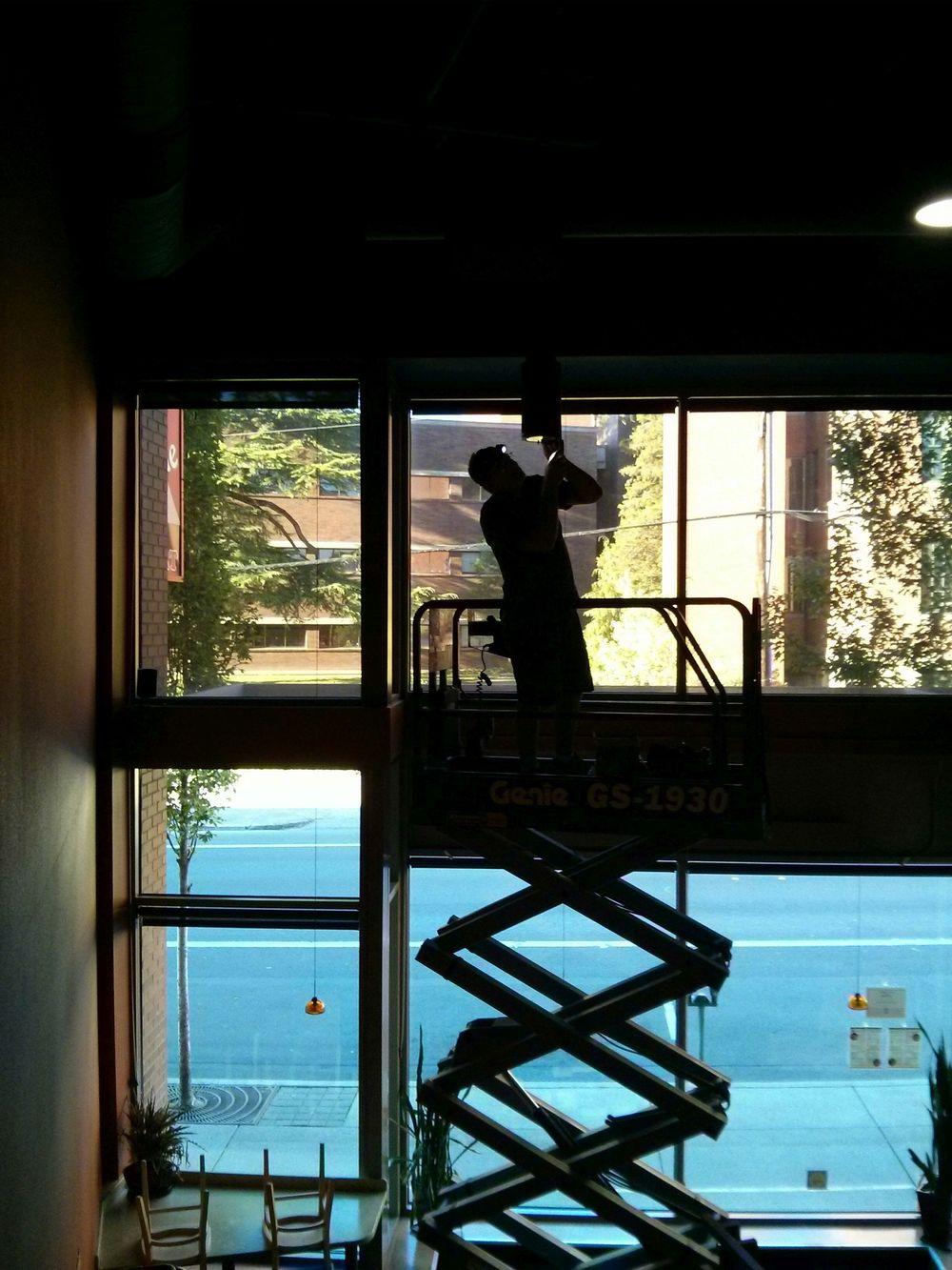 Restaurant, Commercial Lighting & Fixture Repair